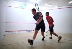 David Evans beats Adrian Grant