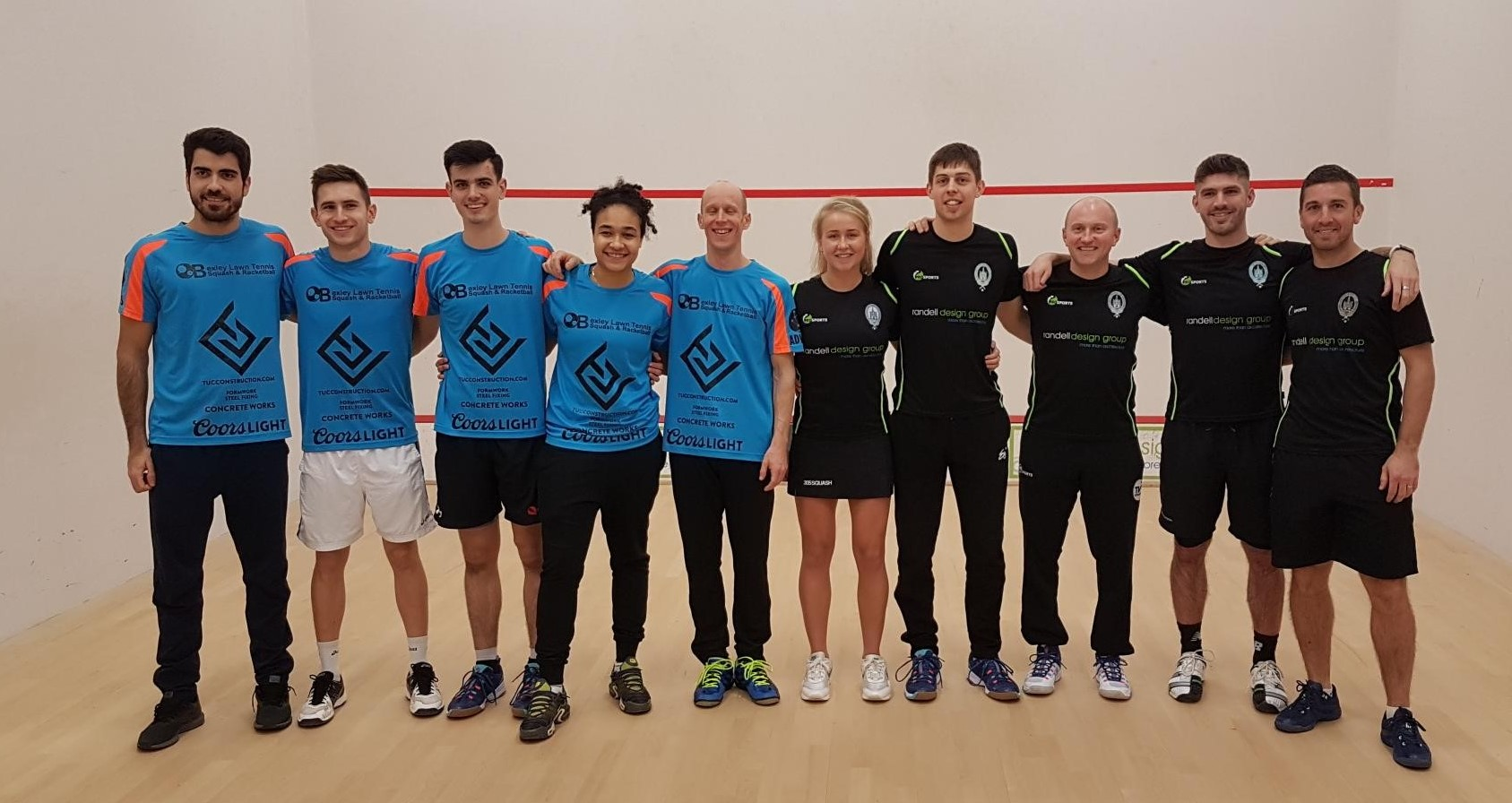 Round SIX : Lions end WarKen winning run   Premier Squash League